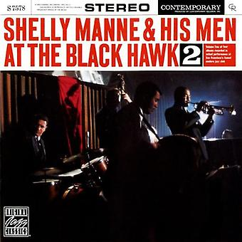 Shelly Manne - Shelly Manne: Vol. 2-à l'importation USA Black Hawk [CD]