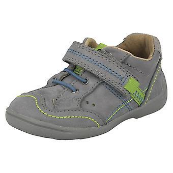 בנים startrite ' סופר רך סם ' עור נעליים