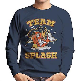 Pokemon Team Splash Magikarp Men's Sweatshirt