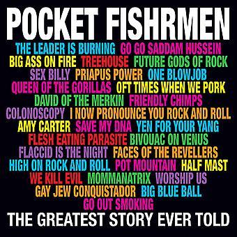 Pocket Fishrmen - Greatest Story Ever Told [Vinyl] USA import