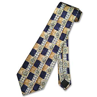 SILK NeckTie & Box Design Men's Neck Tie
