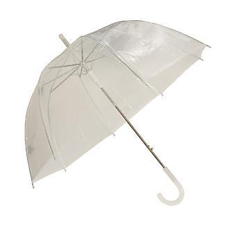 X-brella Womens/dames kristalhelder paraplu