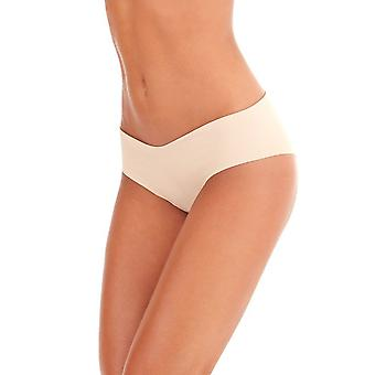 Secret Weapons SW-011-3P Women's Nudi Knickers Nude Hipster 3 Pack