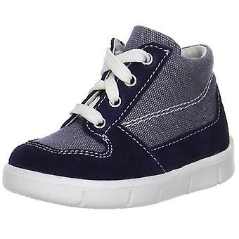 Superfit Boys Ulli 428-81 Boots Ocean Blue