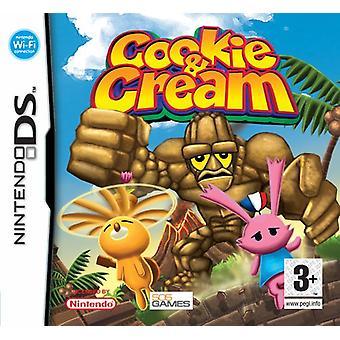 Κρέμα μπισκότων (Nintendo DS)-νέα