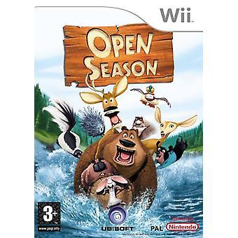 Open Season (Wii) - New