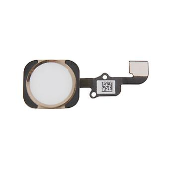 Home button Flex cable replacement adapter for Apple iPhone 6 S 4.7 and plus repair gold