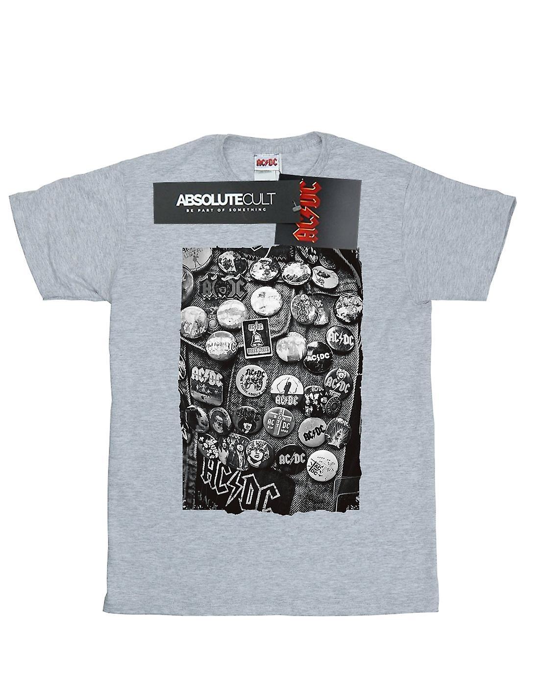 AC/DC pojkar emblem samling T-Shirt