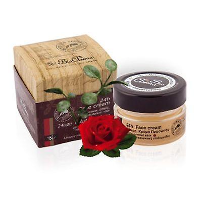 24H Face Cream for oily-normal skin 40ml.