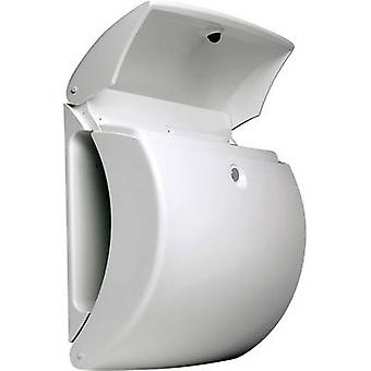 Burg Wächter 12800 KIEL 886 W Letterbox Plastic White Key