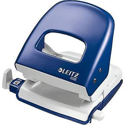 Leitz 50080035 Office punch New NeXXt Blue Selectable paper size (max.): A4 30 sheets (80 g/m²)