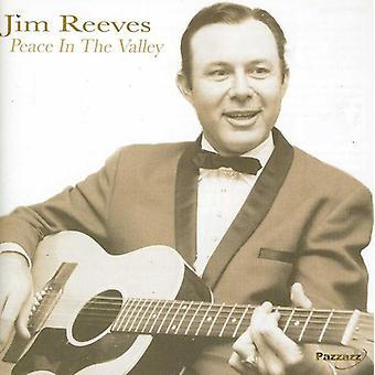 Jim Reeves - Peace in the Valley [CD] USA import