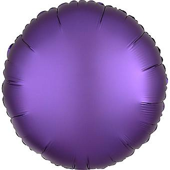 Anagram 18in Satin Luxe Foil Balloon (Pack of 10)