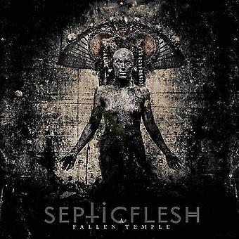 Septicflesh - Fallen Temple [CD] USA import