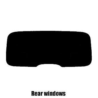 Pre cut window tint - Renault Kangoo Van (Hatchback boot) - 2007 and newer - Rear windows