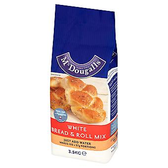 McDougalls White Bread and Roll Mix
