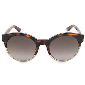 Christian Dior Sideral1 gato ojo gafas de sol J6F/HA 53