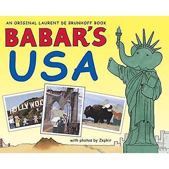 Babar' USA by Laurent de Brunhoff - 9780810970960 Book