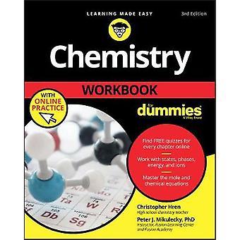 Chemie-Arbeitsmappe für Dummies von Chris Hren - Peter J. Mikulecky - 9