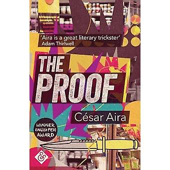The Proof by Cesar Aira - 9781908276964 Book