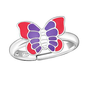 Butterfly - 925 Sterling Silver Rings - W12594x
