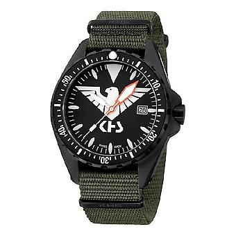 KHS MissionTimer 3 mens watch watches Eagle one KHS. MTE.NO