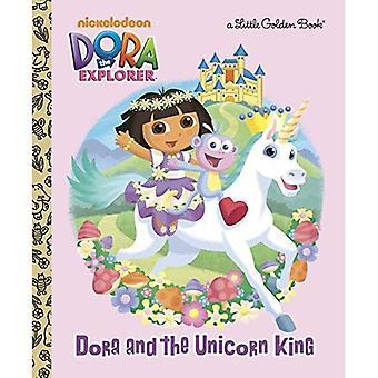 Dora und die Einhorn-König (Little Golden Books