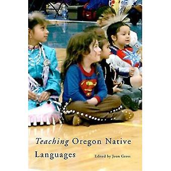 Onderwijs Oregon inheemse talen