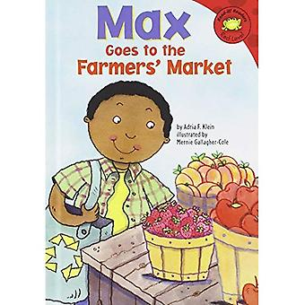 Max Goes to the Farmers' Market (Read-It! Readers - Level Red a)