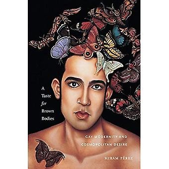 A Taste for Brown Bodies: Gay Modernity and Cosmopolitan Desire (Sexual Cultures)