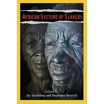 Sistemas africanos da escravidão