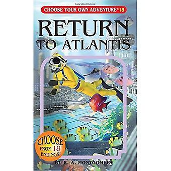 Return to Atlantis (Choose Your Own Adventure (Paperback/Revised))