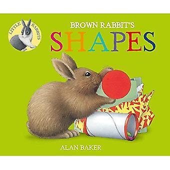 Brown kaninens former (lilla kanin böcker) [styrelse bok]