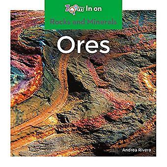 Minerais (roches et minéraux)