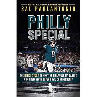 Philly-Special: Die innere Geschichte wie die Philadelphia Eagles ihre erste Super Bowl-Meisterschaft gewonnen