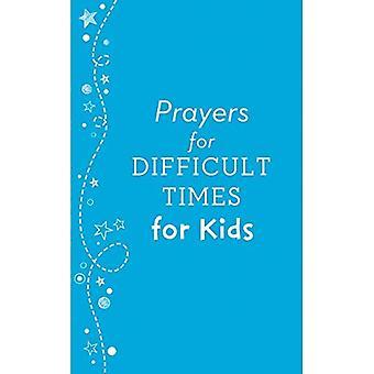 Gebeden voor moeilijke tijden voor kinderen