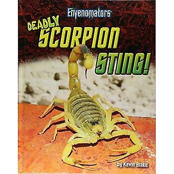Deadly Scorpion Sting!