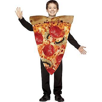 Pizza Slice kind kostuum