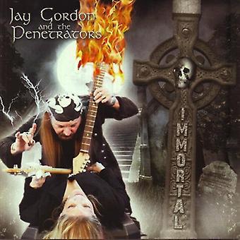 Jay Gordon & the Penetrators - Immortal [CD] USA import