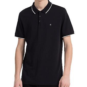 Calvin Klein Jeans Mens Paul 2 slim Polo Shirt