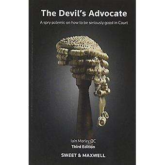 The Devil's Advocate by Iain Morley - 9780414023222 Book