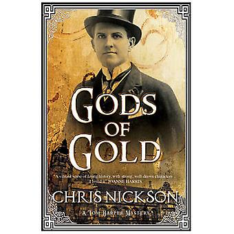 Gods of Gold - A New Police Procedural Series Set in Late Nineteenth C