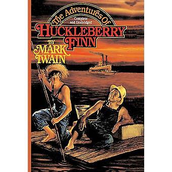 The Adventures of Huckleberry Finn by Mark Twain - 9780881030037 Book