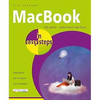 MacBook in easy steps - 6th Edition - Covers macOS High Sierra by Nick