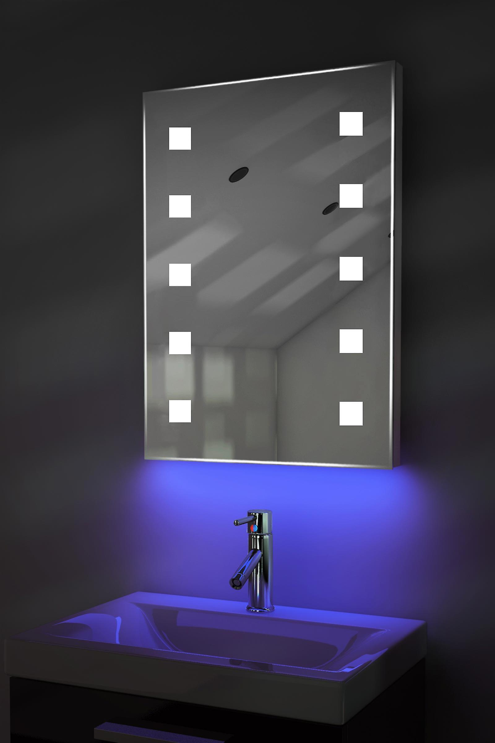 Ambient Ultra Slim Mirror With Demister, Shaver & Sensor k207iW