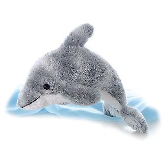 "Drake Plush Dolphin 12"" by Aurora - 06272"