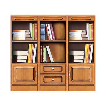 Modulares Bücherregale