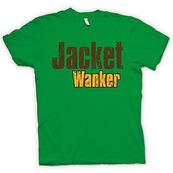 Womens T-shirt-Jacke Wichser