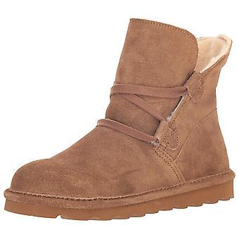 熊掌妇女佐拉苏德关闭脚趾脚踝寒冷天气靴子