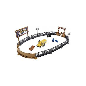 Disney Cars Crazy 8 Smash & crash Derby Playset